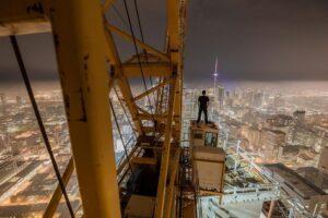Промышленные альпинисты: высота в сердце
